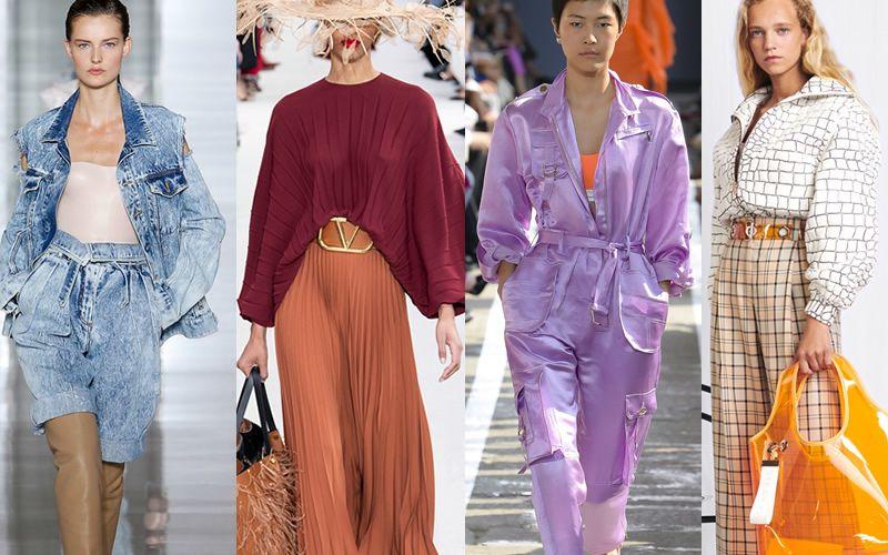 Новый сезон весны 2019: 8 модных, ярких и смелых сочетаний в образе