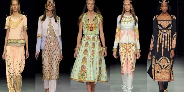 Incredible India: обзор коллекции Manish Arora весна-лето 2013