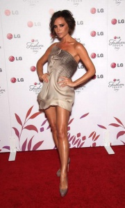 2010 at the LG fashion event