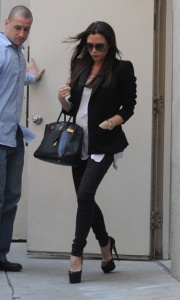2011 shopping in Beverly Hills