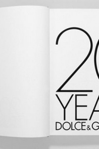 20 Years of Dolce&Gabbana