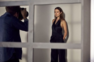 Olivia Wilde for H&M Conscious Exclusive 2015