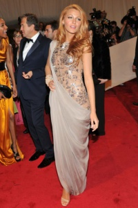 2011 Alexander McQueen Savage Beauty Costume Institute Gala