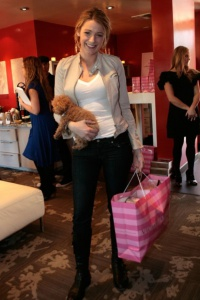 2008 Victoria Secret's gifting suite
