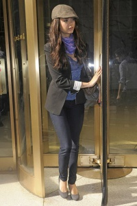 2011 The CW Studios in NY