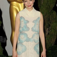 Michelle Williams в платье Victoria Beckham SS12