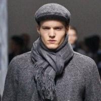 Зимние мужские шапки: тренды 2012-2013 и фото