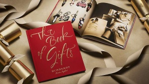 The Gifts Book by Burberry