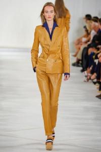 двубортный пиджак Ralph Lauren