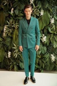 двубортный пиджак Tommy Hilfiger