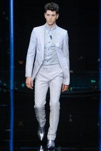 однобортный пиджак Roberto Cavalli