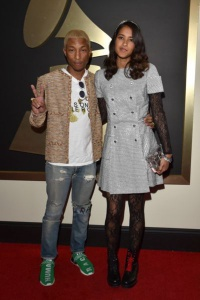 Pharrell Williams / Helen Lasichanh