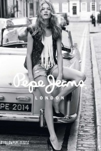 Pepe Jeans SS 14