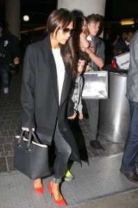 March 29 - at LAX in Los Angles
