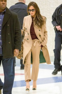 at JFK Airport (February 9) in NY