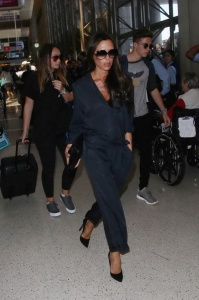 at LAX Airport – August 31