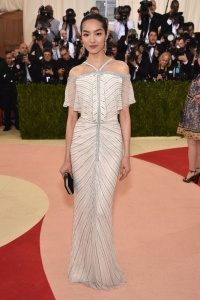 Fei Fei Sun in Chanel