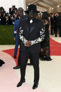 Will.i.am in Gucci