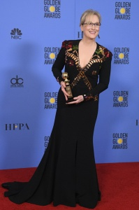 Meryl Streep в платье Givenchy Couture