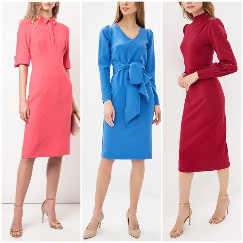 38cf07118d1af73 28 весенних платьев, подходящих для офиса » CityLook.by