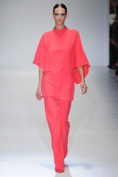 Фасоны платья с брюками