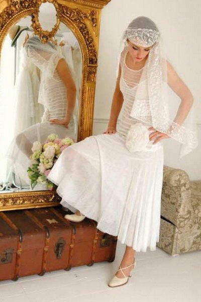 Свадебное платье 20 х годов купить