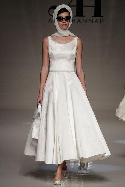 Свадебное платье 50-60 годов